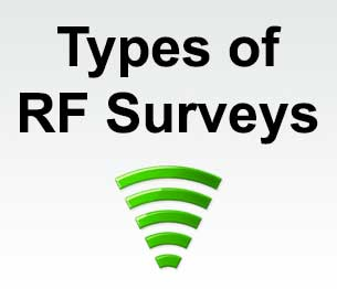 types of RF Survey